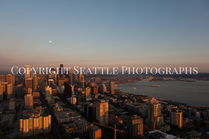 View from the Space Needle 41