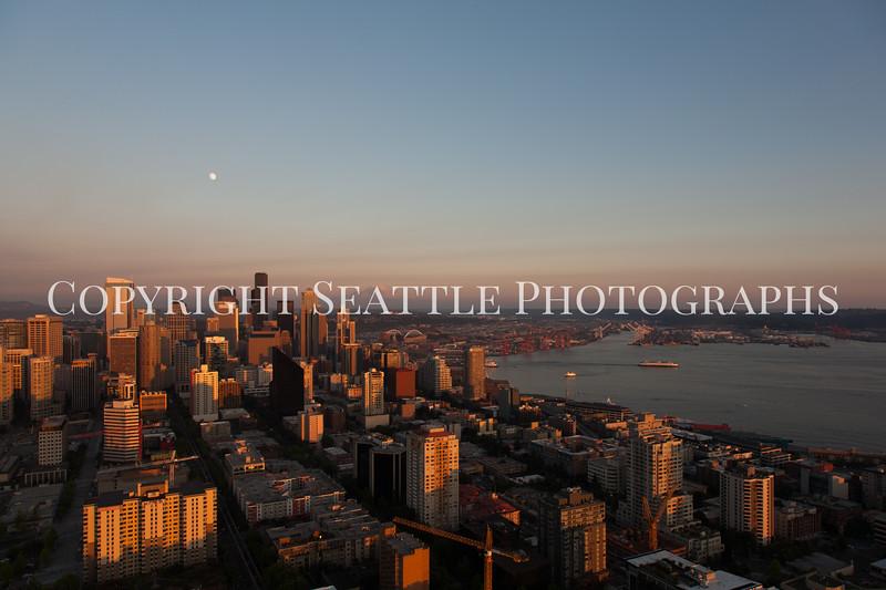 Downtown Seattle Views 41