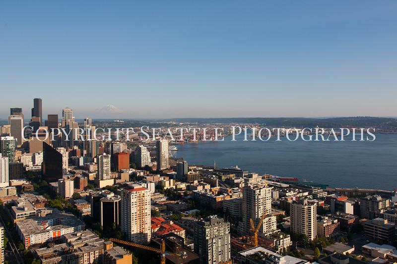 Downtown Seattle Views 26