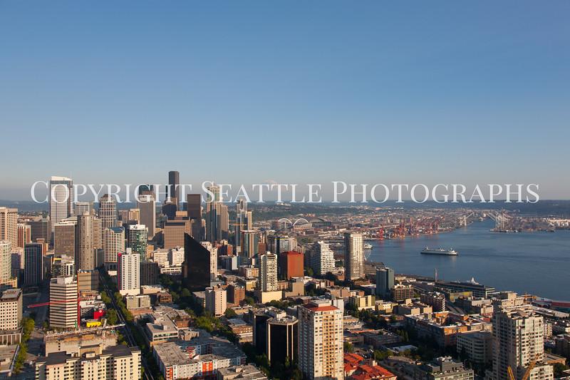 Downtown Seattle Views 14