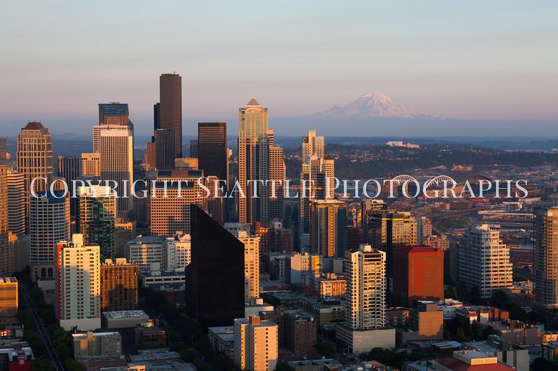 Downtown Seattle Views 39