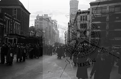 Market Street Commuters