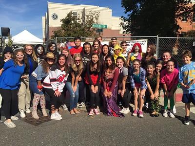 Halloween Flash Mob Dance