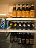 This is the best our backroom fridge has ever looked!