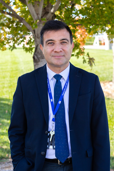 Dr. Alfonso Clavijo, former K-State professor for the Department of Diagnostic Medicine and Pathobiology, stands proudly as he was recently appointed Director of USDA National Bio and Agro-Defense Facility. (Mary Kate Zach | Collegian Media Group)