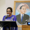 Padmashree Kalpana Saroj Foundation Chairpaying tribute  Dr. Ambedkar on the occasion of 125th Birth  Anniversary at United Nations  in NY on 13th April 2016,..pic Mohammed Jaffer-SnapsIndia