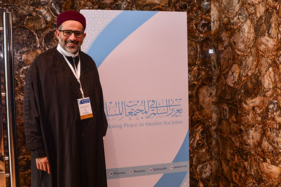 Dr Aref Ali Nayed participates in Peace Forum 2016, Abu Dhabi