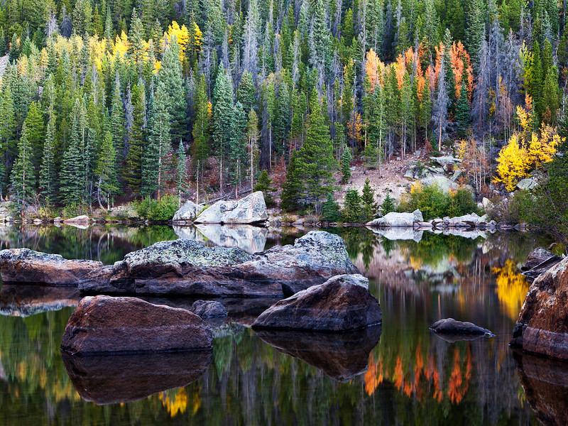 Bear Lake Fall