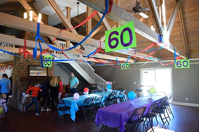 Dr. Cecil's 60th Birthday Party, March 18, 2018