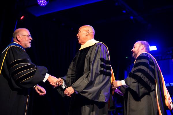 Saturday Doctoral Graduation Ceremony - 023