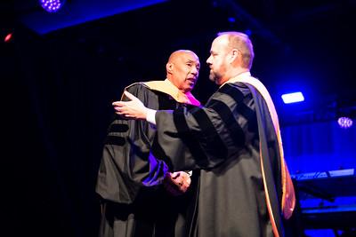 Saturday Doctoral Graduation Ceremony - 024