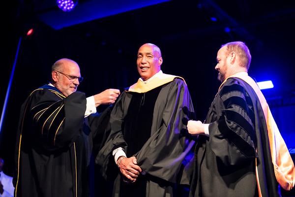 Saturday Doctoral Graduation Ceremony - 019