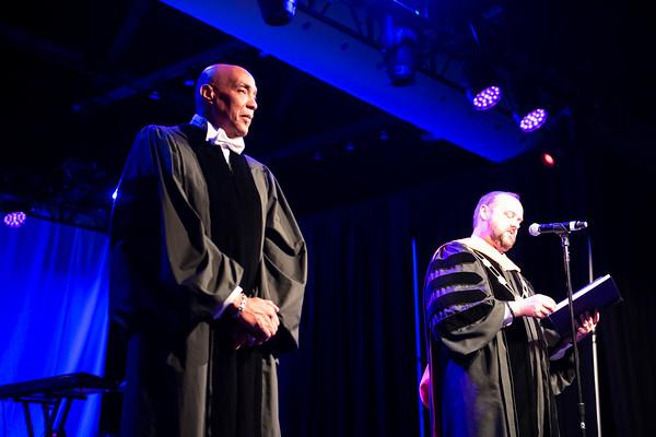 Saturday Doctoral Graduation Ceremony - 001