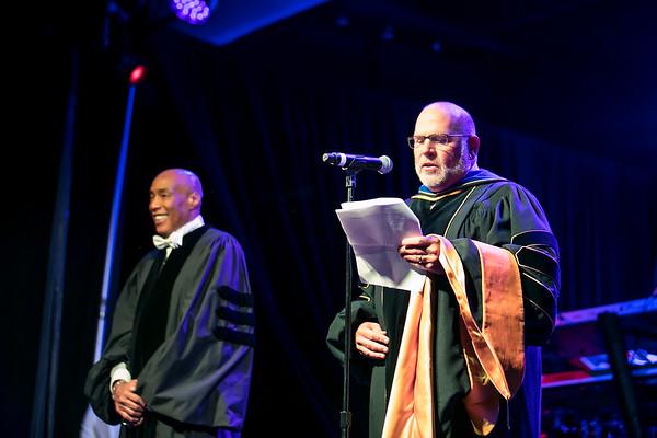 Saturday Doctoral Graduation Ceremony - 010