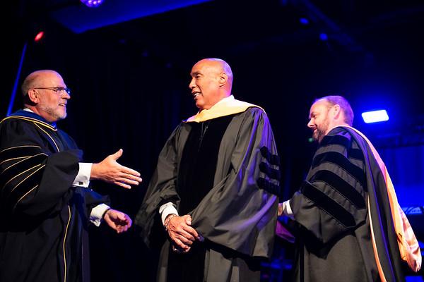 Saturday Doctoral Graduation Ceremony - 022