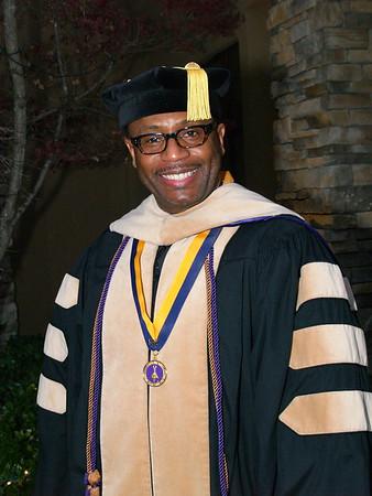 Dr. Dwight L. Baker's Celebratory Graduation Dinner Party