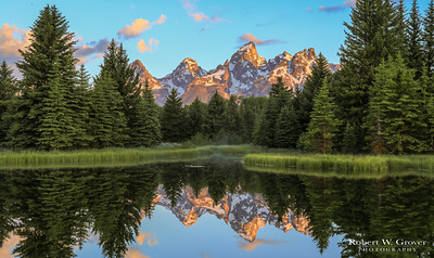 Grand Teton National Park and Provo, Utah