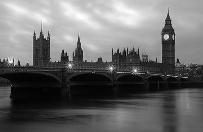 Big Ben and Parliament, London, England
