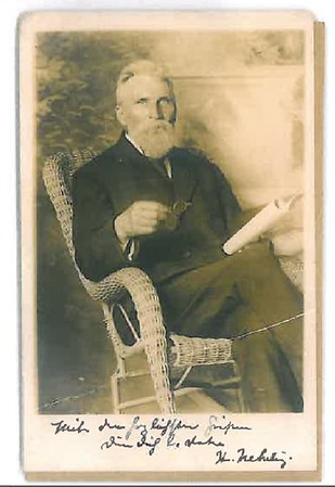 Dr Henry Nehlings