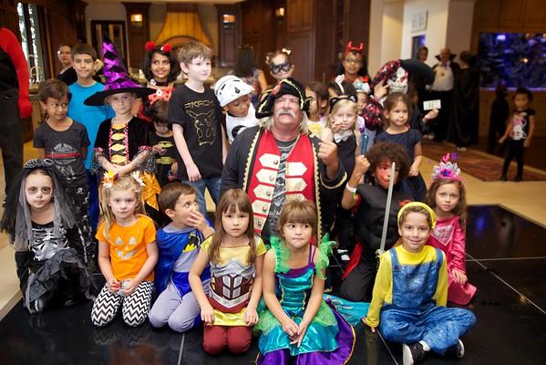 Dr. Kahn's Halloween Party