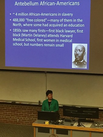 Dr. Margaret Humphreys Lecture  and Library Reception 9/21/2017