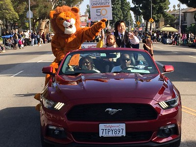 Dr. Martin Luther King, Jr. Parade in Los Angeles 2017
