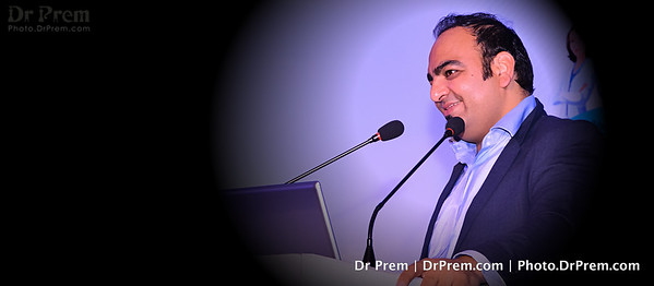 Dr Prem Enthralls As He Speaks