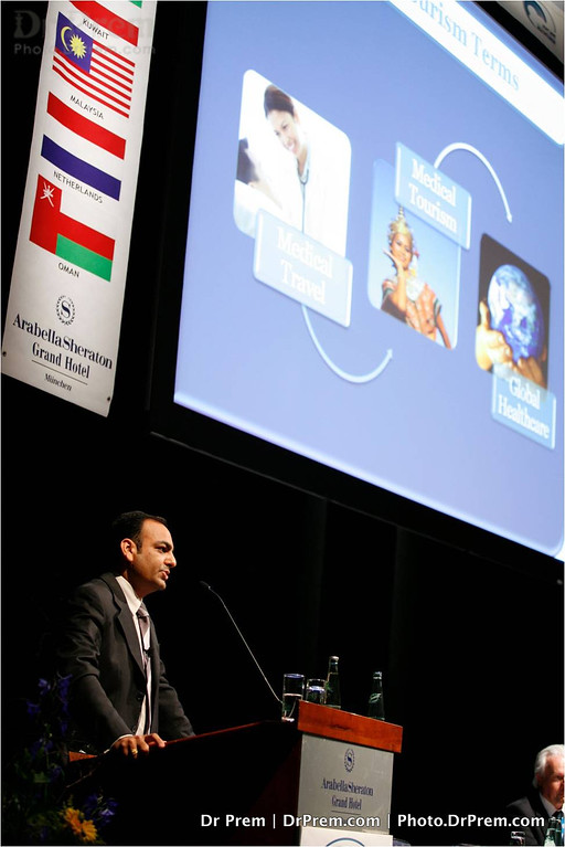 Dr Prem Speaking in a conference at Munich - Germany -008