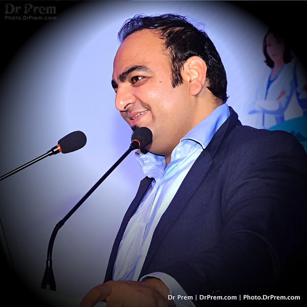 """I Smile I Shine And I Aim For The Stars"" - Dr Prem Jagyasi"