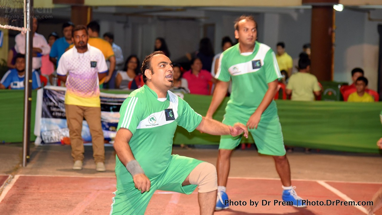 Dr Prem - Volleyball - iVolley 2016 - 3