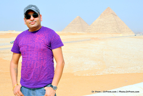 The Pyramids Of Giza And Dr Prem