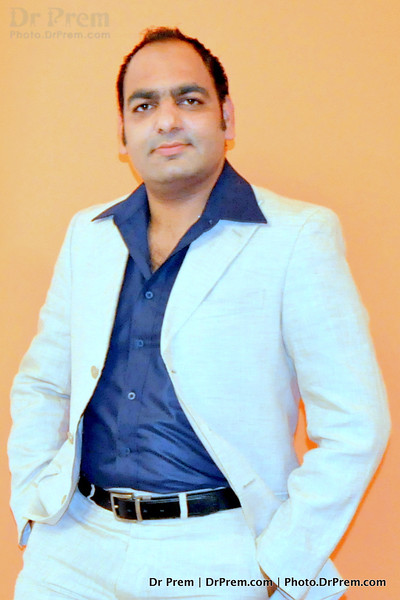 Dr Prem Jagyasi Young Dashing in Dubai