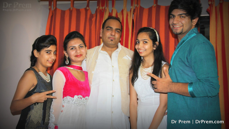 Dr.Prem's Family Time - Such Fun Moments