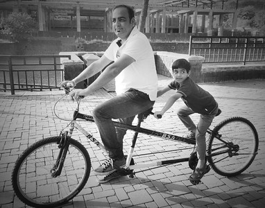 Some  Cycling Time  With Dr Prem And Manan