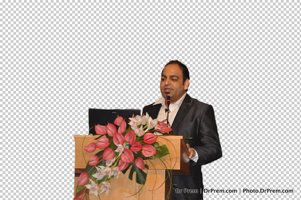 Dr Prem Impresses At Iran Conference