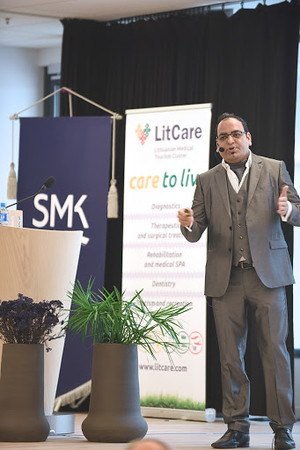 Lithuania Medical Tourism - Litcare - Dr Prem-005