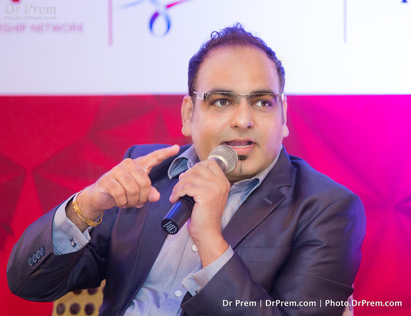 Dr Prem Jagyasi - A Touch Of Class - During A Conference