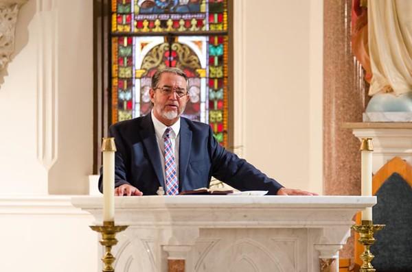 Dr. Scott Hahn in Fort Worth