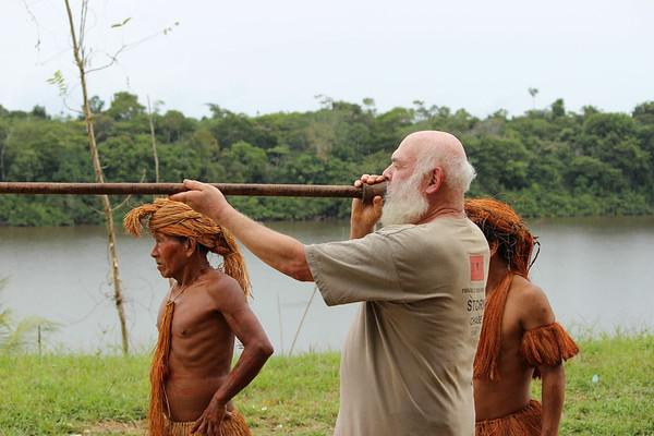 Dr. Weil's Trip to Peru