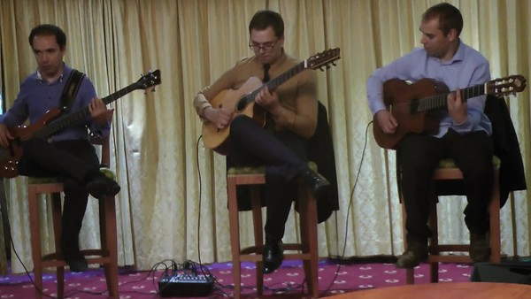 French Guitar Trio