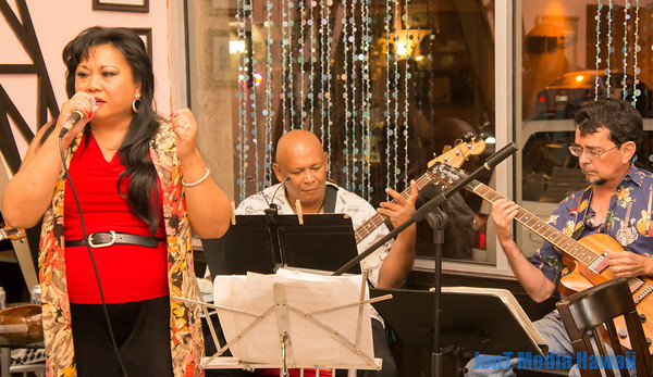 Dr Jazz Quartet JJ Bistro 3-22-2013