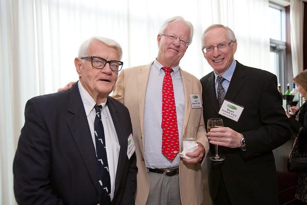 Dr. John T. MacDonald Foundation Board Meeting - May 1, 2012
