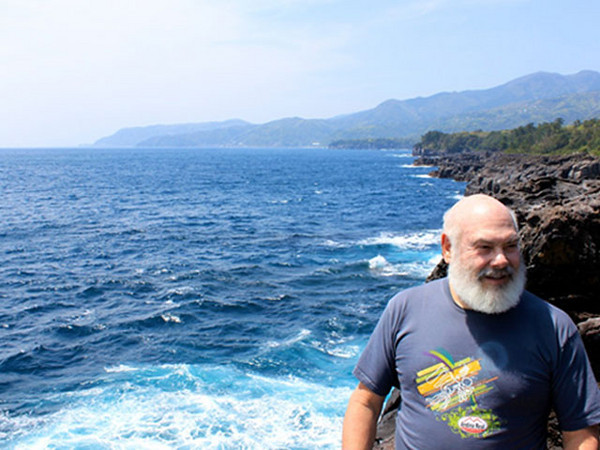 An absolutely perfect day on the Jogasaki Coast!