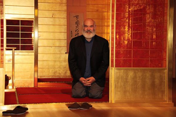 At the Museum in Atami