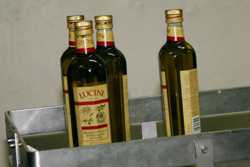 Bottles Ready to Pack