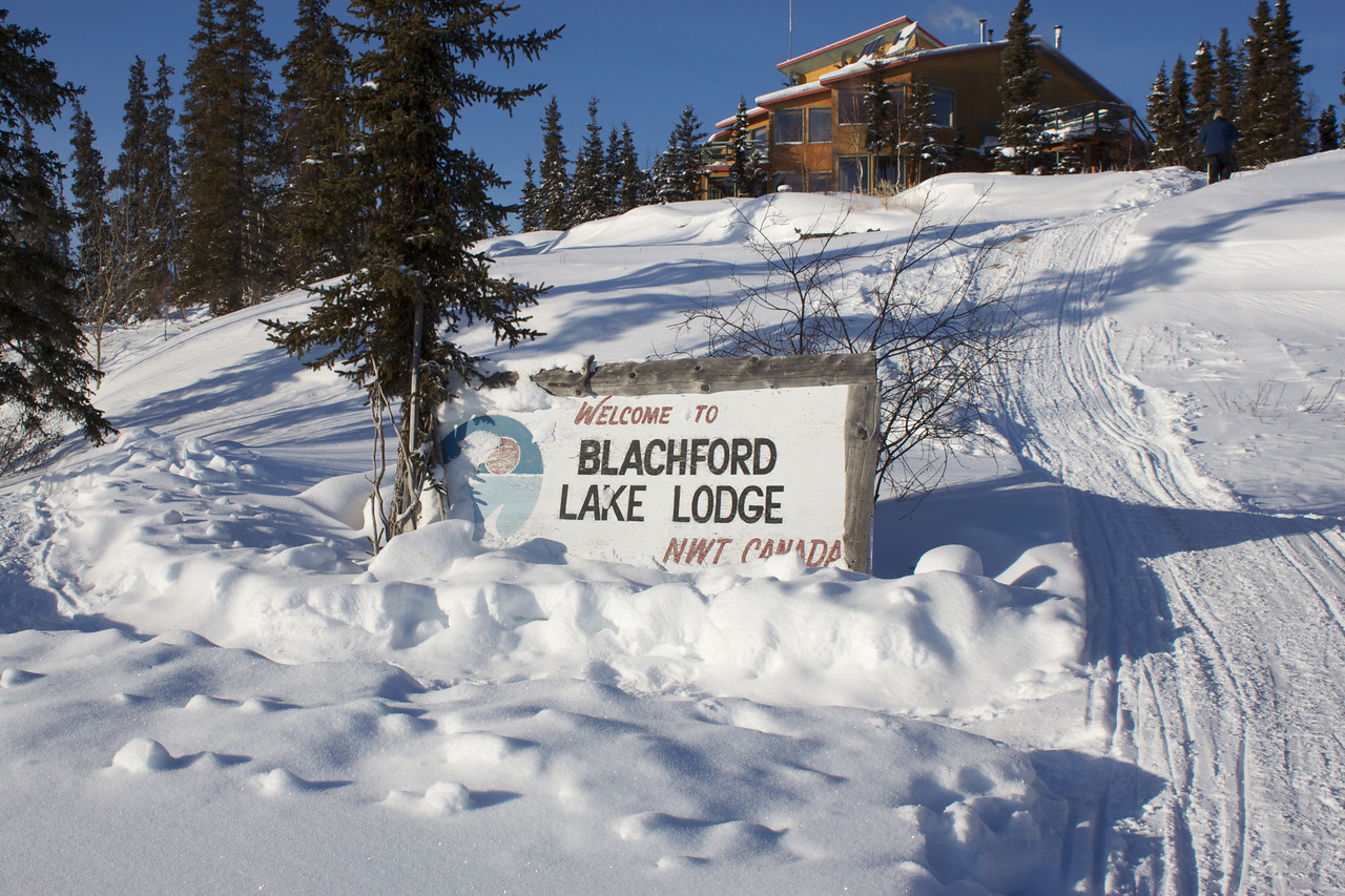 Blachford Lake Lodge: A pleasant refuge in between outdoor adventures. I highly recommend it!