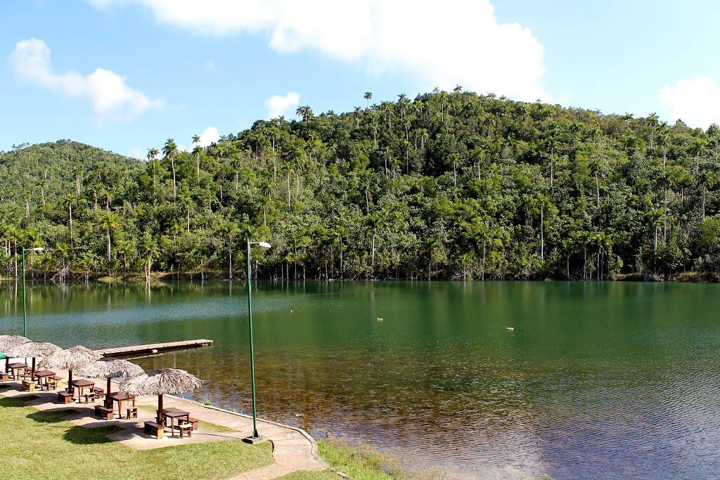 Las Terrazas Lago in Cuba
