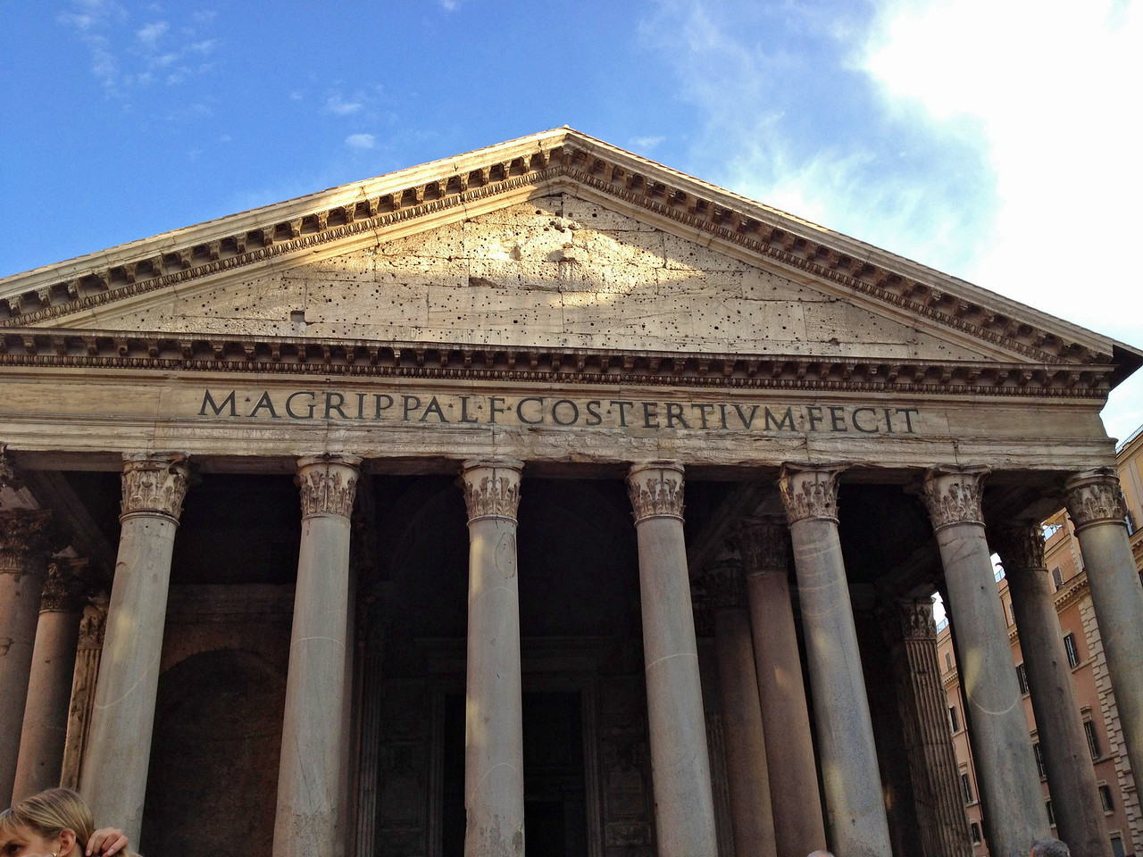 Roman Architecture Pantheon drweil photo keywords: roman, pantheon