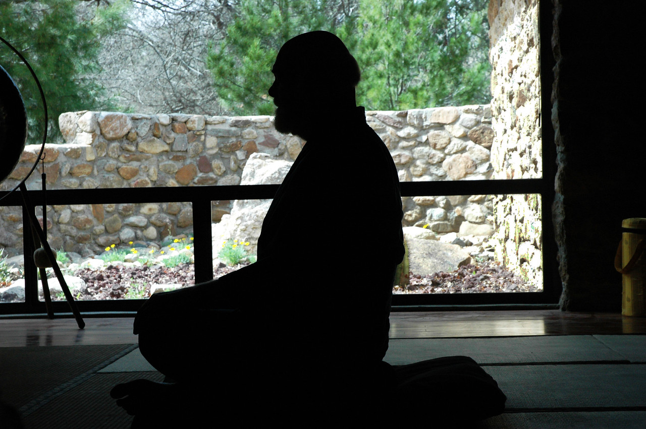One segment depicts Dr. Weil in meditation.