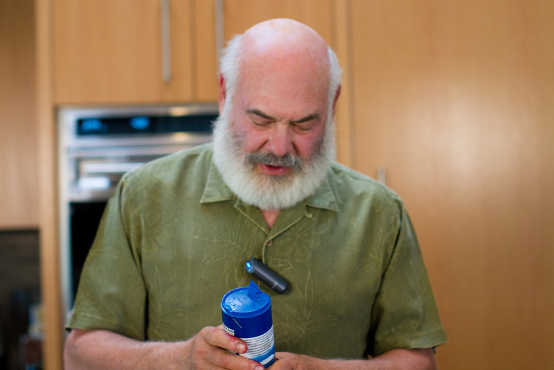 I enjoy using sea salt in my kitchen - it's flavorful and free of unnecessary additives.
